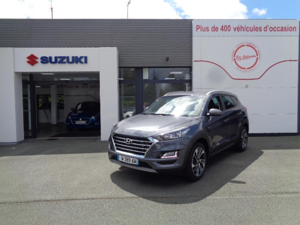 HYUNDAI - TUCSON - GREEN PLUS